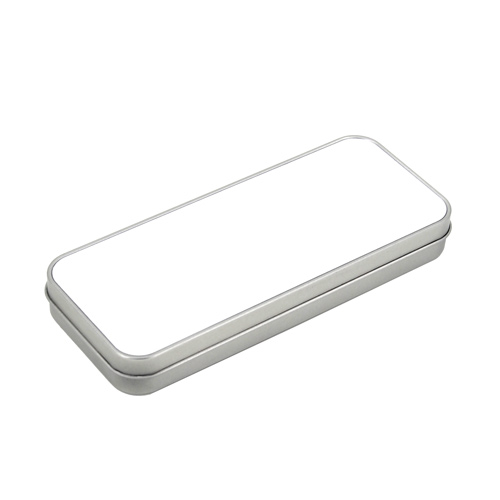 Metal pencil box