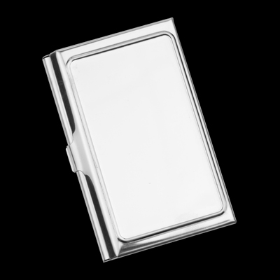 Sublimation metal sublimation stainless steel business card holder colourmoves